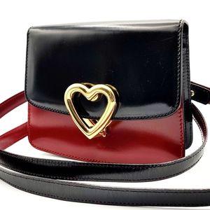 Moschino Vintage Redwall Belt Bag